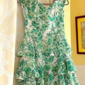 Lily Pulitzer Cicely Dress Size 4